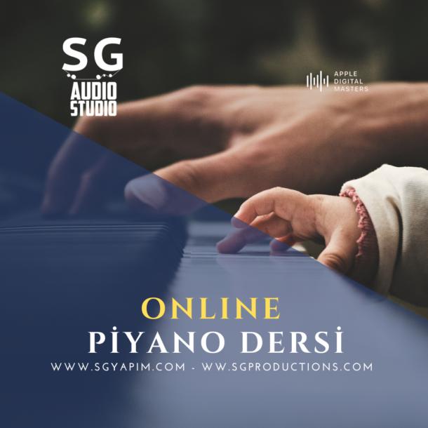Piyano, Solfej, Armoni Dersleri