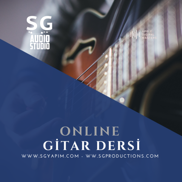 Online Gitar Dersleri Online Müzik Kursu