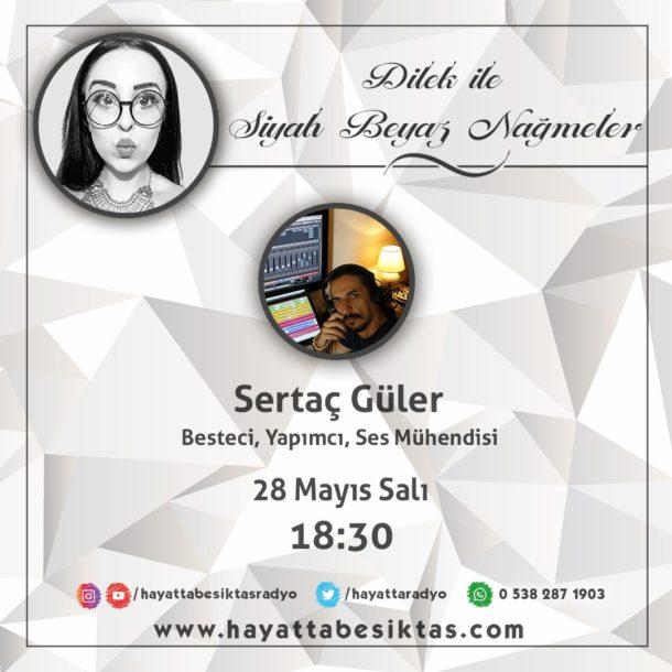 Aranjör Prodüktör Mix Mastering Sertaç Güler