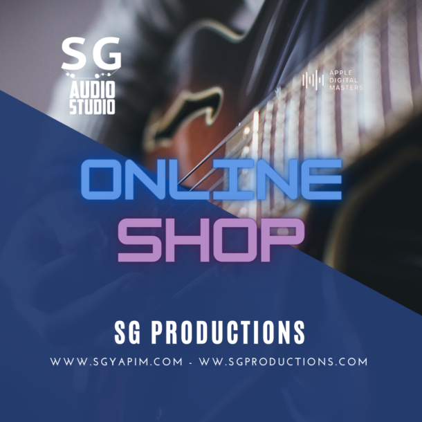 Stüdyo Kayıt Mix Müzik Online Sipariş